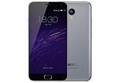 Смартфон Meizu M2 Note 16 Gb Gray Stock B
