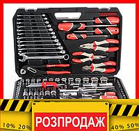 Набір інструментів 122 шт. Yato YT-38901 ПОЛЬША!