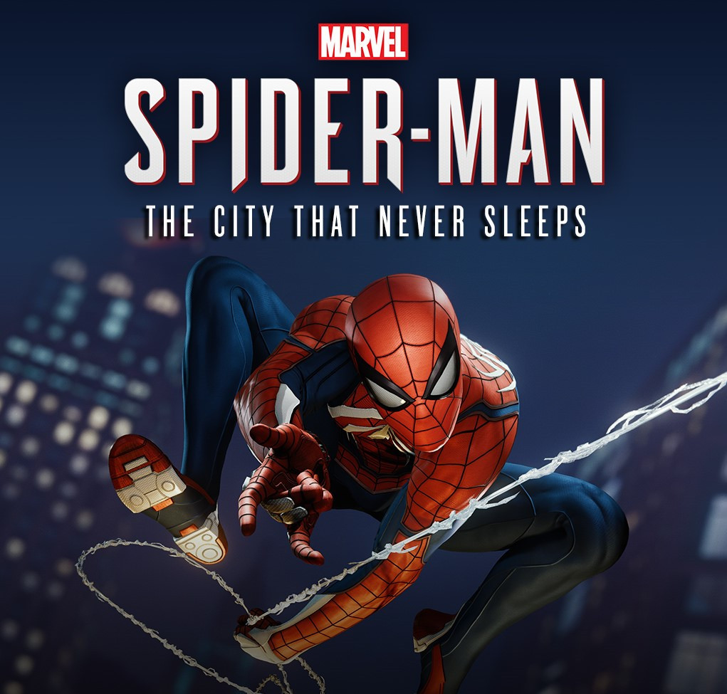 Marvel's Spider-Man: The City That Never Sleeps PS4 (код)