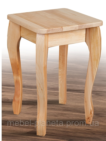 """Стілець кухонний дерев'яний """"Смарт"""" (Мікс Меблі)"""