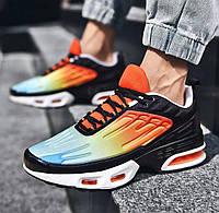 Мужские цветные яркие кроссовки беговые .Размер 44