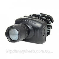 Фонарик налобный со светодиодами BL-6611 Bailong