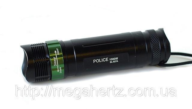 Тактический фонарик Police 2000w Bailong BL-927A