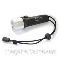 Подводный фонарь для дайвинга фонарик Black, фото 1