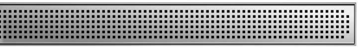 Декоративные накладки для трапа Aco Решетка для трапа Aco ShowerDrain C-line 985 мм квадрат 408567