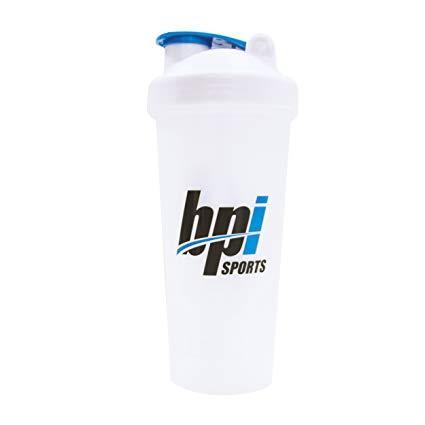 Шейкер BPI Sports Perfect - White - 800 мл