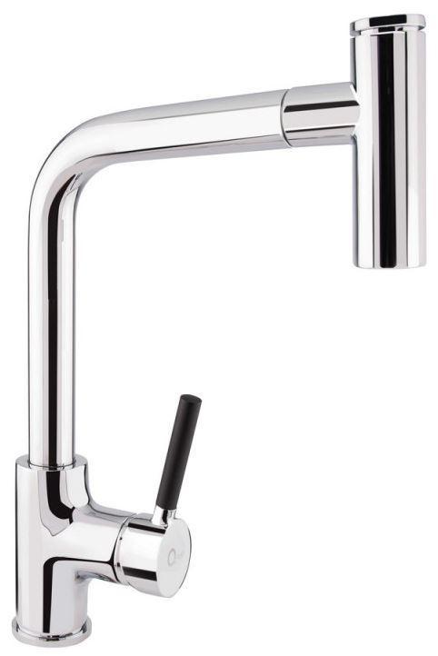 Смесители для кухни Q-tap Смеситель для кухни Q-TAP Inspai CRM 013F