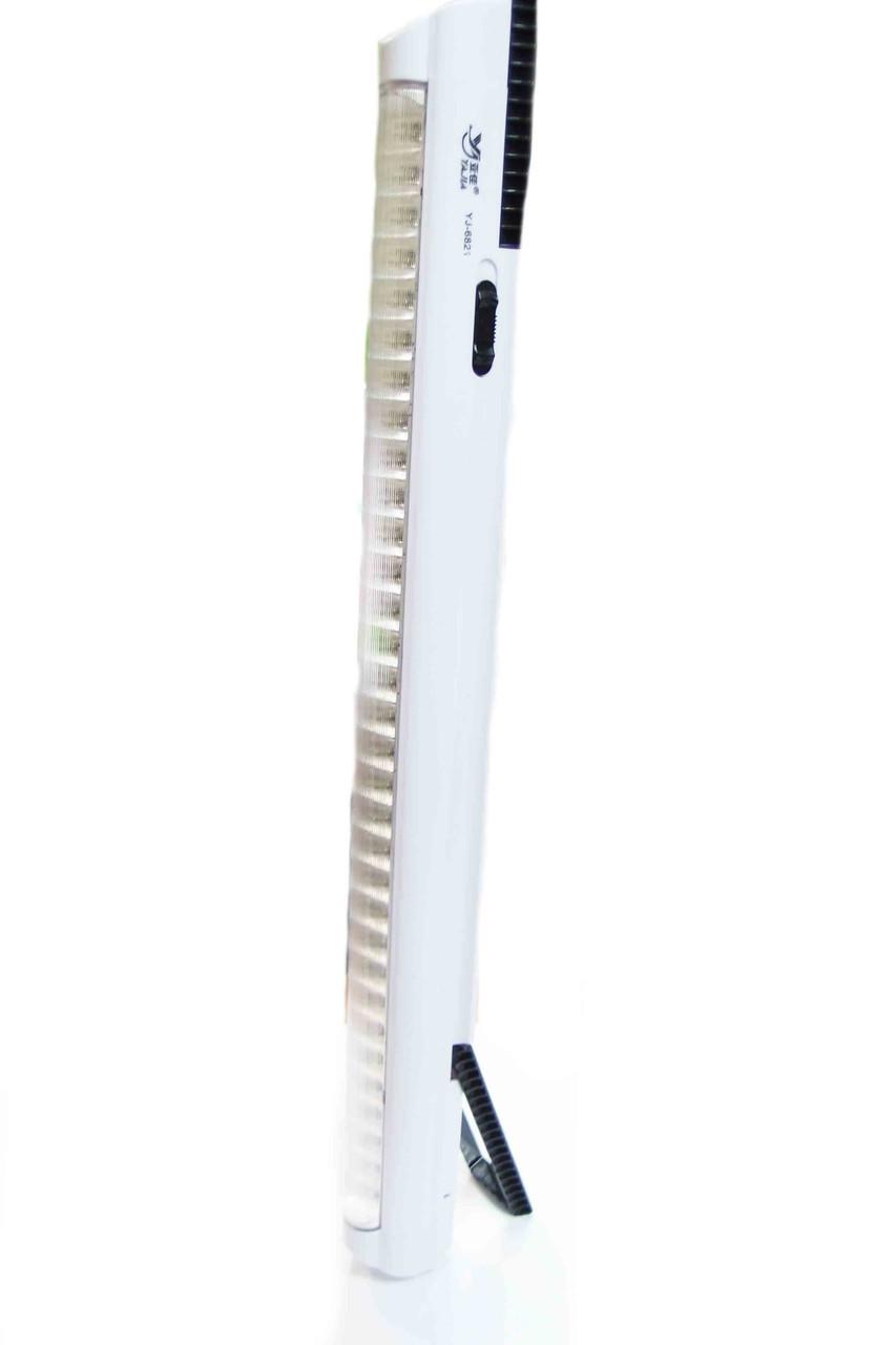 Аварийный диодный светильник с аккумулятором 6821