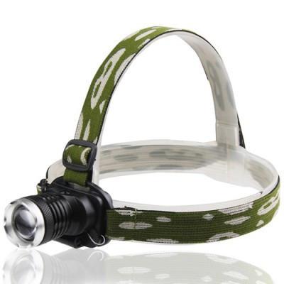 Налобный тактический фонарик Police BL-6809 12000W