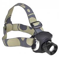 Налобный тактический фонарик POLICE BL-6631 6000W, фото 1