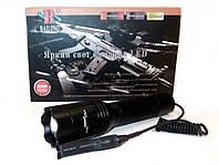 Под ствольный Фонарь Police  BL-Q8639 XPE 8000w фонарь под ружье, фото 1