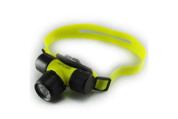 Налобный подводный фонарик для дайвинга BL-6800