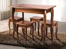 """Кухонний набір стіл і табурети """"Смарт"""" (Мікс меблі)"""