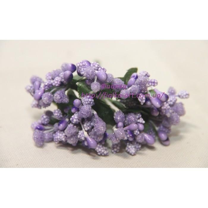 Добавка обычная  ,  светло -фиолет    12 шт