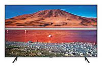 Телевизор Samsung UE43TU7100UXUA (NEW 2020, Smart TV, Tizen, Ultra HD), фото 1