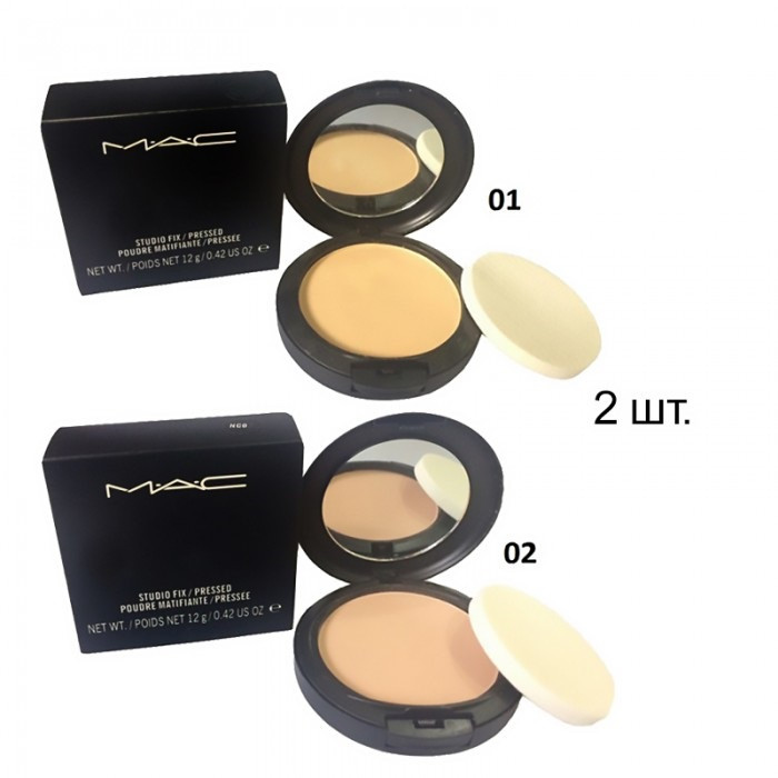 Пудра MAC Studio Fix Powder +Foundation