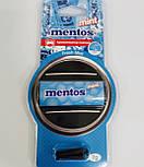 Ароматизатор на дефлектор ментол 7g Mentos MNT502, фото 2