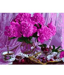 Черешневый натюрморт - Картины по номерам | Rainbow Art™ 40х50 см. | GX5071