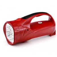Аккумуляторный фонарик светильник YAJIA YJ-2812, фото 1