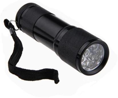 Фонарь ультрафиолетовый мини фонарик, 395-400 нм