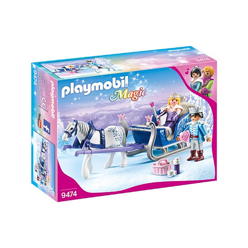"""Ігровий набір """"Королівське подружжя в санях"""" Playmobil (4008789094742)"""