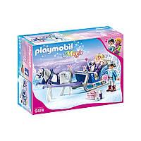 """Ігровий набір """"Королівське подружжя в санях"""" Playmobil (4008789094742), фото 1"""