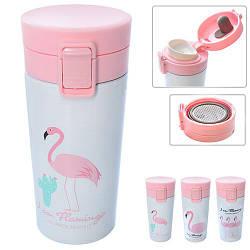 "Стакан-термос ""Фламинго"" 380мл, R83446"