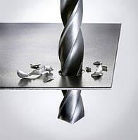 Набір свердл по металу HSS, 10 шт, KWB (421340)