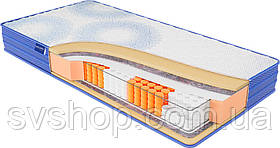 Ортопедический матрас PRIME SOFT\ Прайм Софт пружинный (независимая пружина - покет) 80х200