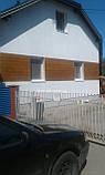 Акриловая доска для фасада под покраску , имитация натурального дерева  2000х170х4 мм, фото 6