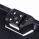 Камера заднього виду у номерний рамці ОПТ \ Роздріб, фото 3