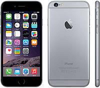 Apple iPhone 6 16GB Space Gray, Полный комплект refurbished (запечатан) черный