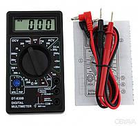 Высокочувуствительный мультиметр с защитой от перегрузок DT 830B
