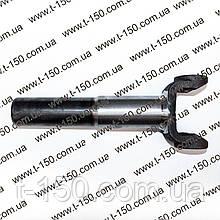 Вилка шарнира поворотного кардана Т-40 (длинная) ПВМ (Т40А-2303110-Б1)
