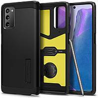 Чохол Spigen для Samsung Galaxy Note 20 - Tough Armor XP Black (ACS01422)