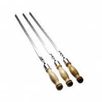 Шампура UN-2272 Wood handle/Varnish