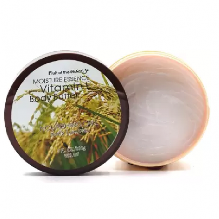 Крем для тела на основе масла Wokali Moisture Essence Vitamin E Body Better