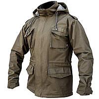 """Куртка милитари """"М65"""" ХАКИ"""