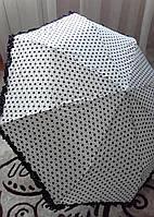 Зонт от дождя полуавтомат в горошек art:33057.S.L umbrella