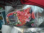 Маска питта плотная тканевая многоразовая защитная Fashion женские с рисунком