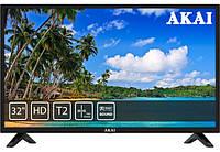 """Телевизор Akai UA32DM2500S9 (HD, SmartTV, T2, 32""""), фото 1"""