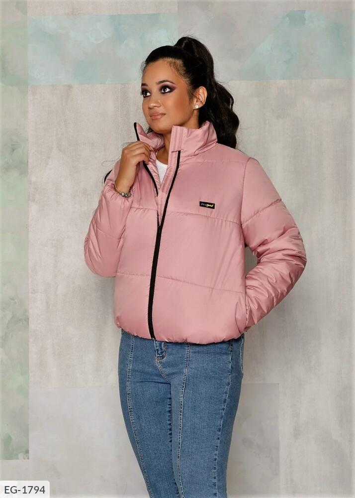 Куртка осень весна    (размеры 48-52) 0254-23