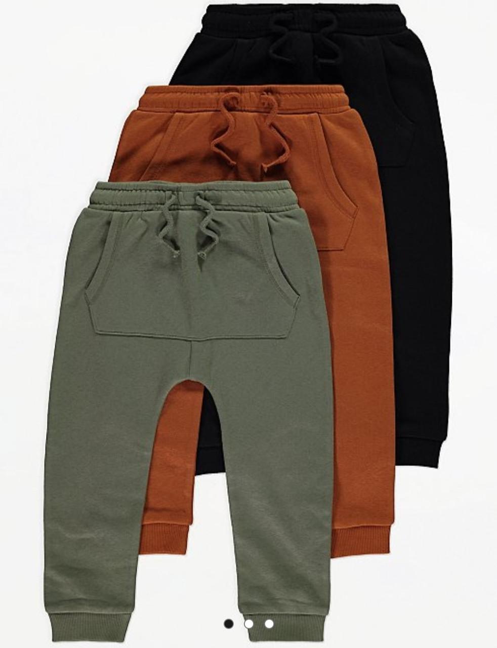 Спортивные штаны с начесом George (Англия) р.92см (1,5-2года)