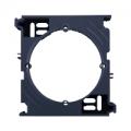 Коробка для наружного монтажа, универсальная наборная, Sedna графит, SDN6100270
