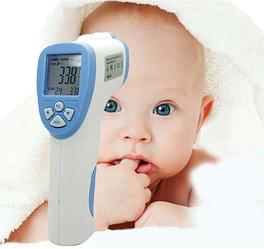 Безконтактні термометри