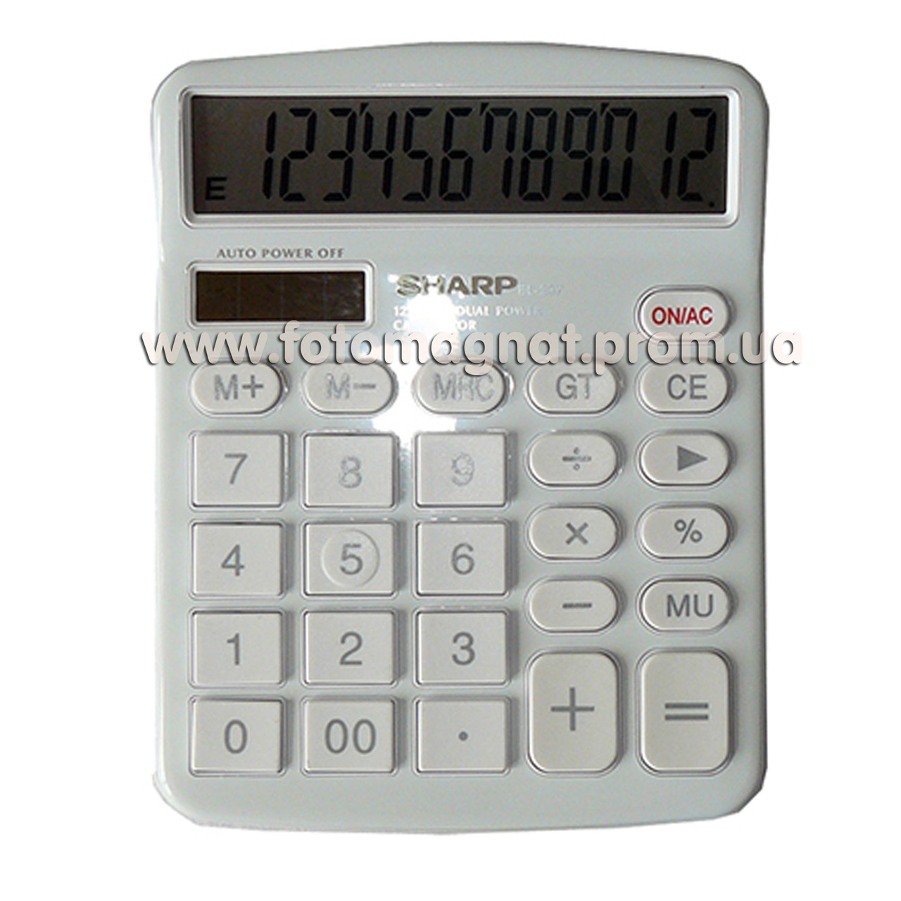 Калькулятор настольный бухгалтерский Sharp 237