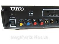 Усилитель UKC KA-097F + USB + караоке, фото 1