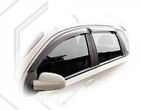 Ветровики Шевроле Авео | Дефлекторы окон Chevrolet Aveo I Hb 5d 2003-2011