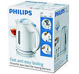 Електрочайник PHILIPS Daily Collection HD4646/00 Білий, фото 3