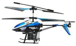 Вертолёт 3-к микро и/к WL Toys V319 SPRAY водяная пушка